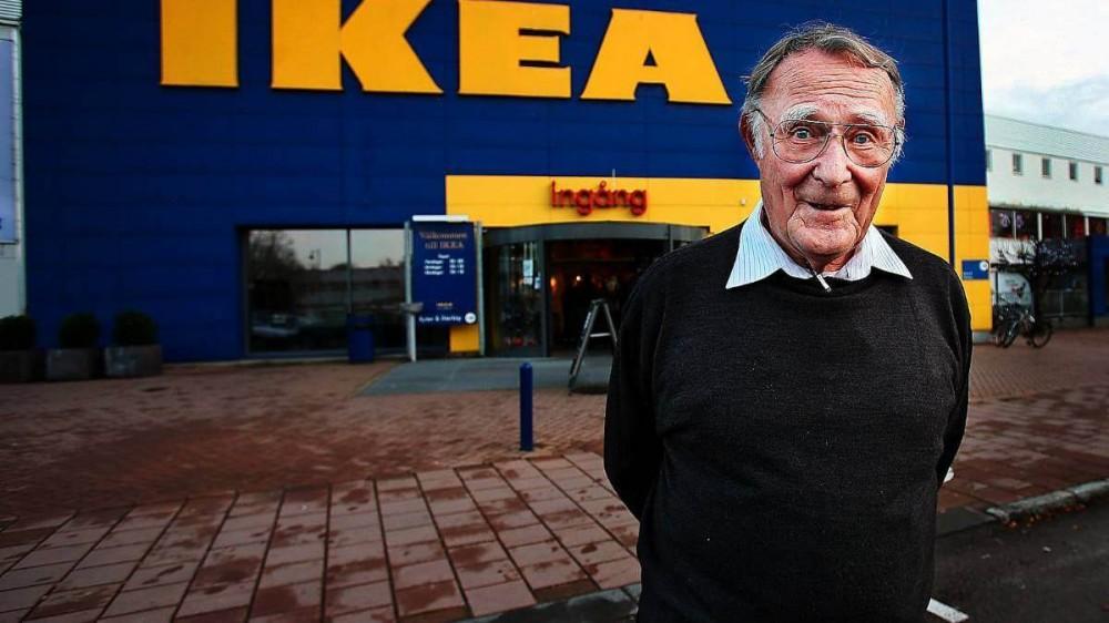Ингвар Кампрад, магазины IKEA, история компании