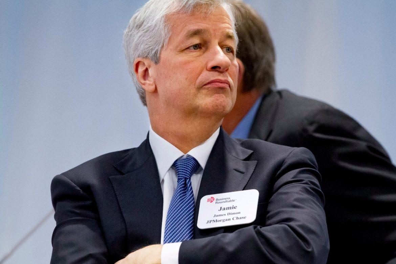 Джеймс Даймон, Дональд Трамп, JP Morgan Chase, торговая война