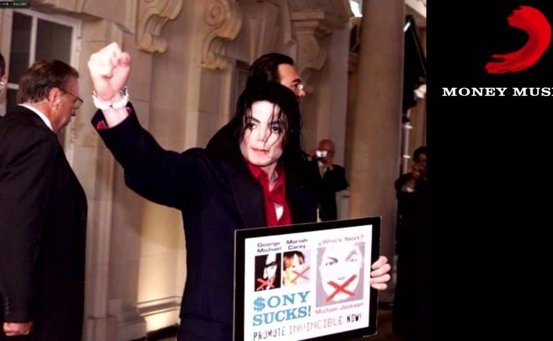 Sony, Майкл Джексон