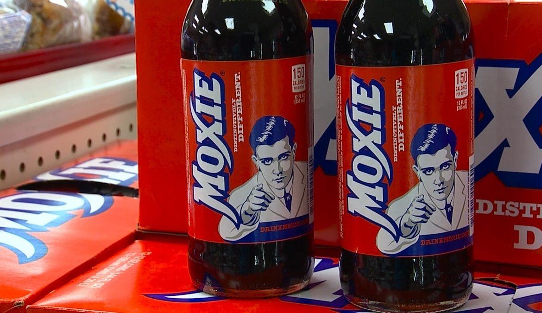 США, Coca-Cola, Moxie
