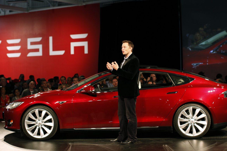 Маск, Tesla, акции Tesla