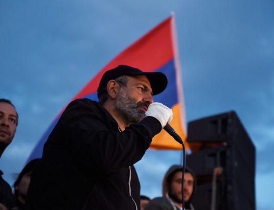 революция в Армении, Россия конфликт, Армения и Никол Пашинян, Юрий Хачатуров