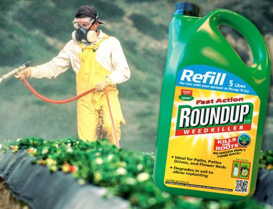Monsanto, Roundup