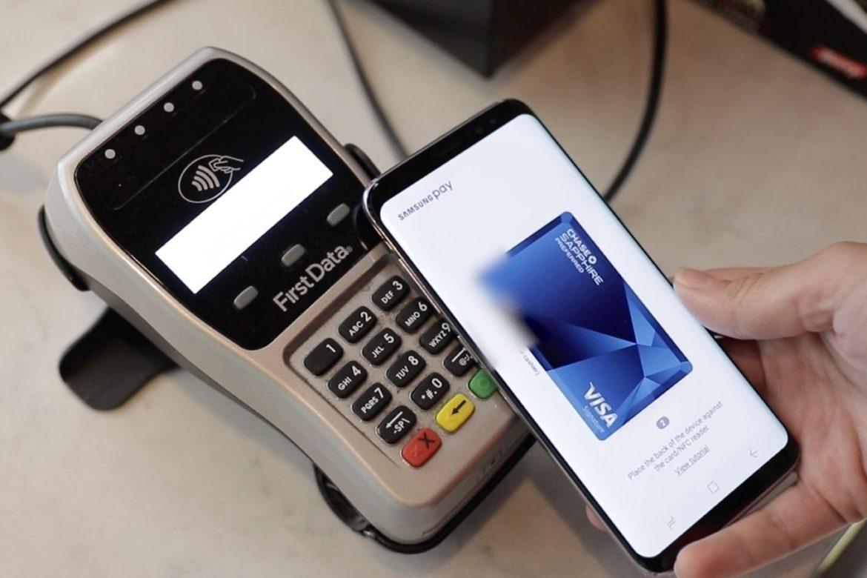 Samsung Pay, Африка