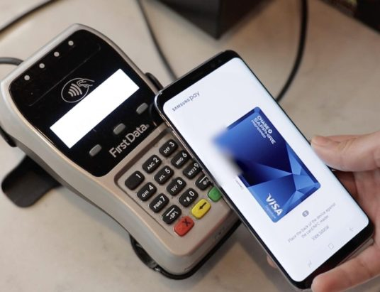 Samsung Pay, Африка
