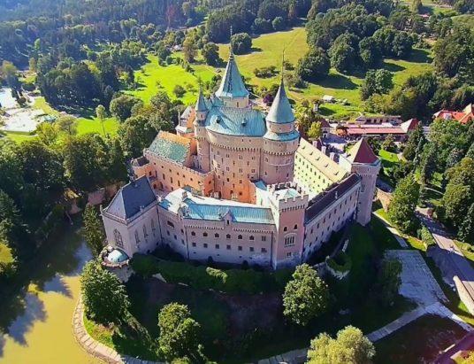 что посмотреть в Словакии, Словакия Братислава, Чехия и Словакия, Словацкая республика