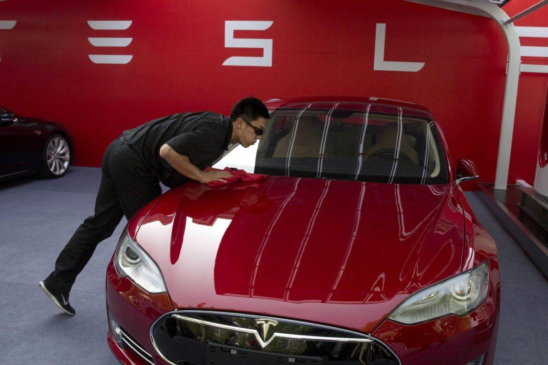 электромобиль Tesla, компания Tesla, производство в Китае, импортные пошлины