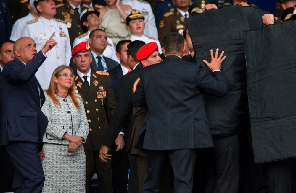покушение на президента, президент Венесуэлы, Николас Мадуро