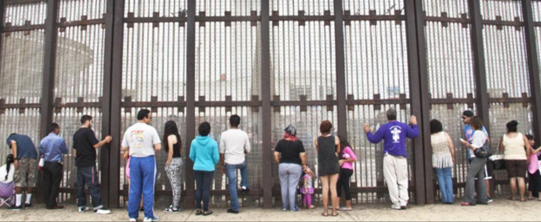 стена на границе, США Мексика, американская стена, строительство на границе, мигранты США