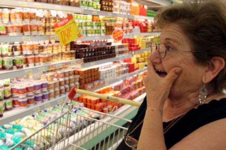 стоимость продуктов питания, цена на продукты в Украине, рост цен на продукты