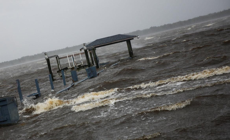 ураган Флоренс, Северная Каролина, США