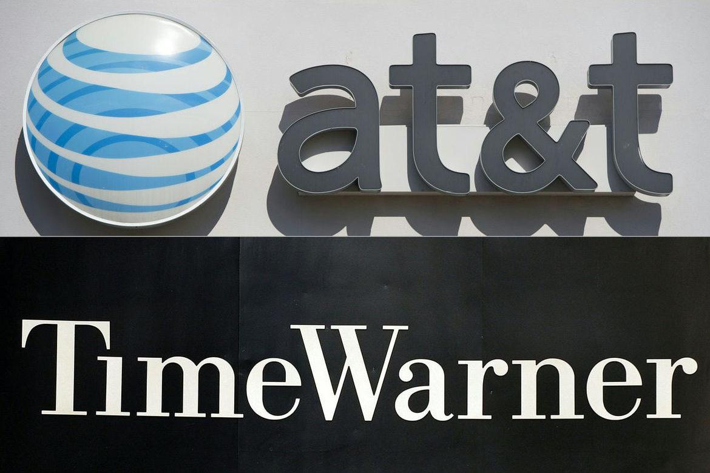 AT&T, Time Warner, слияние