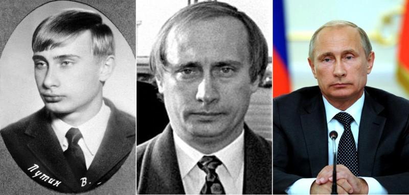 как Путин стал президентом России, Путин в КГБ, сколько Путин у власти, карьера Путина