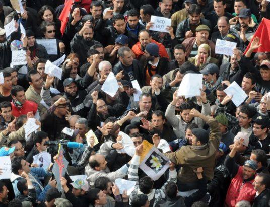 какая страна Тунис, в Тунисе безопасно, цветная революция, митинги граждан