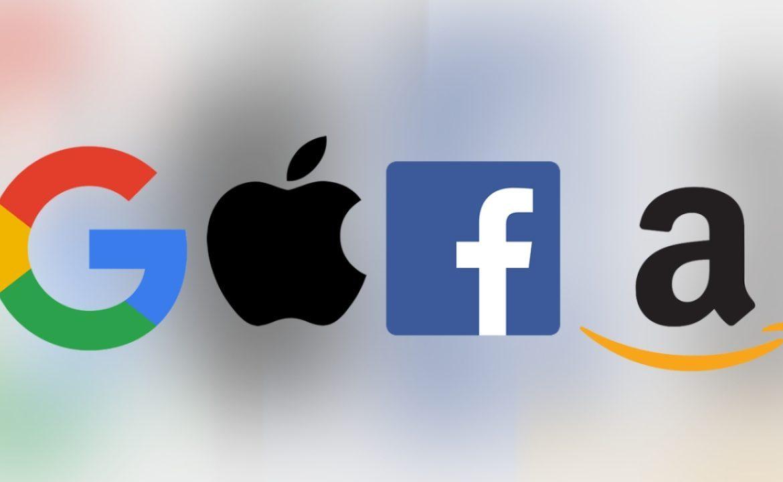 технологические гиганты, блокирование контента
