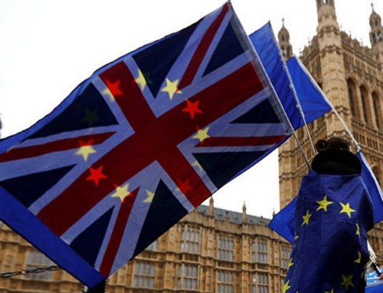 ВВП, Брексит, выход Великобритании из Европейского Союза, Великобритания, ЕС