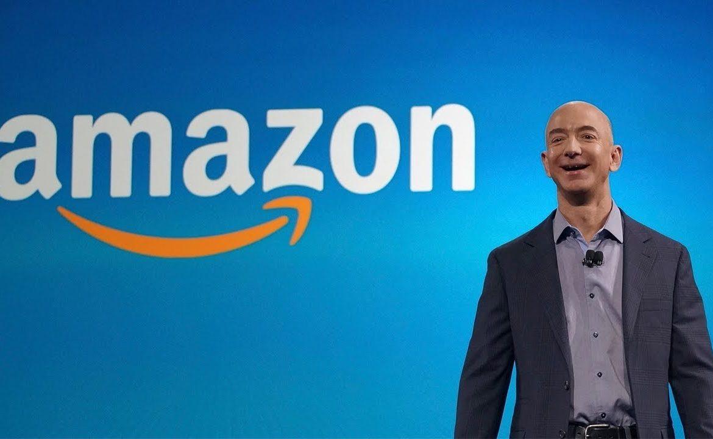 Безос, Amazon