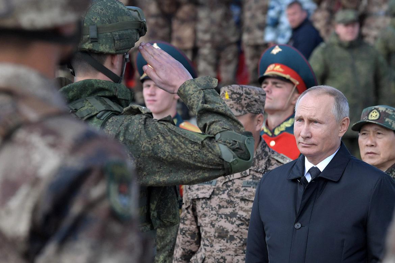 военные учения, «Восток-2018», маневры, Владимир Путин, Китай, США, Россия