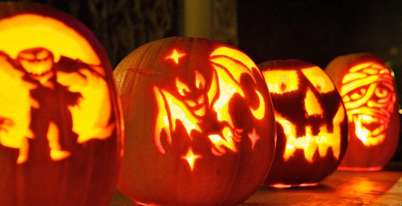 Хэллоуин история праздника, когда отмечают Хэллоуин в 2018 году, праздник Halloween, праздник Самайна, светильник Джека