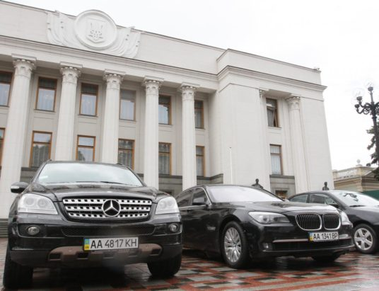 депутаты Верховной Рады, на чем ездят депутаты, машины депутатов, использование служебного автомобиля