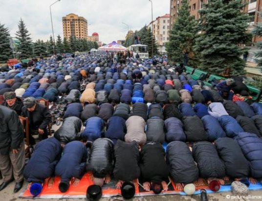 протесты в Ингушетии, граница между Чечней и Ингушетией, Кадыров и Евкуров, территория Ингушетии