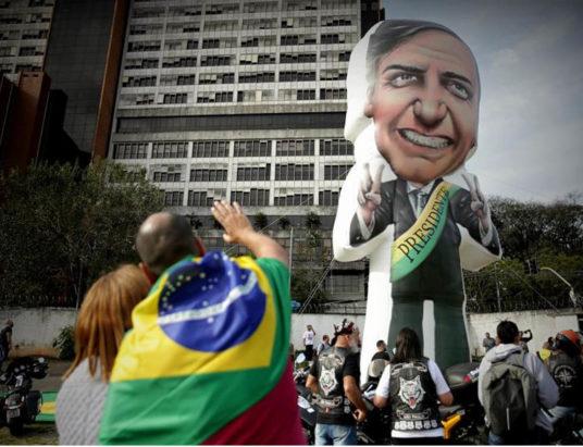 выборы в Бразилии, Жаир Болсонару, кто президент Бразилии, развитие Бразилии