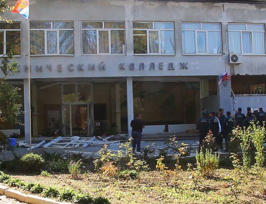 взрыв в Керчи, что произошло в колледже, сколько пострадавших , жертвы взрыва, взрыв в Крыму