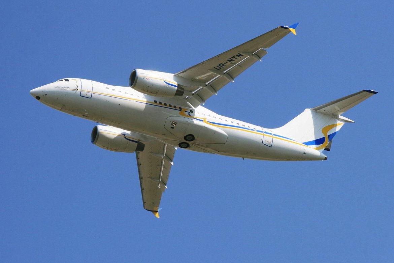 украинские самолеты, завод антонов, самолет Ан-148, Ан-158, самолетостроение