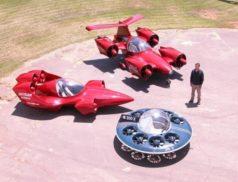 летающее такси, летающее такси в дубае, летающий автомобиль, летающие машины
