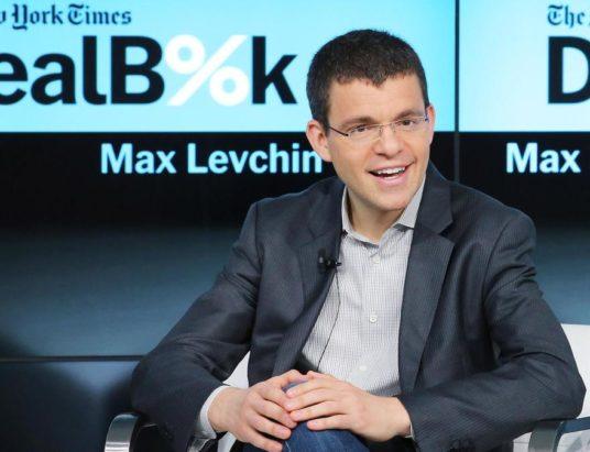 Макс Левчин, система PayPal, успешные стартапы