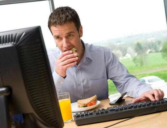 что поесть на работе, что можно приготовить на работу, рацион правильного питания