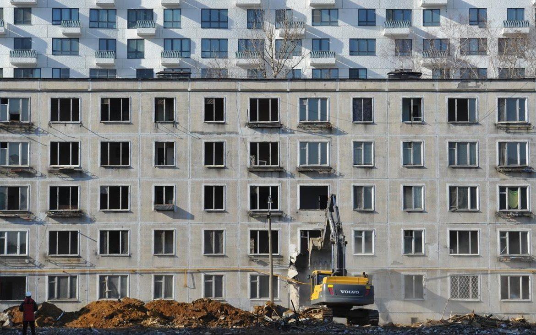 Реновация жилья в Украине   Чиновники планируют снос хрущевок