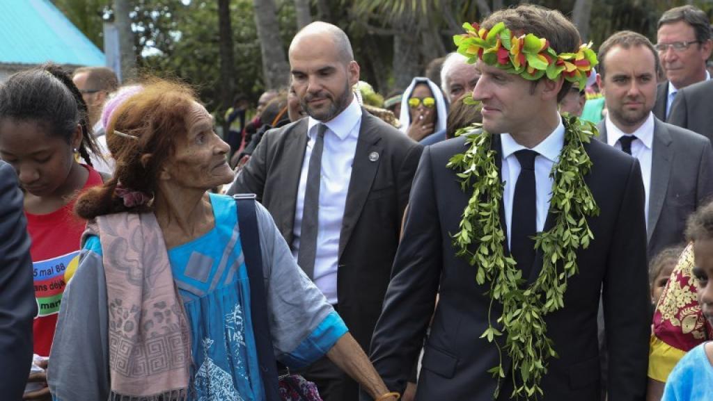 Новая Каледония, колонии Франция, жители колонии, канаки, референдум о независимости