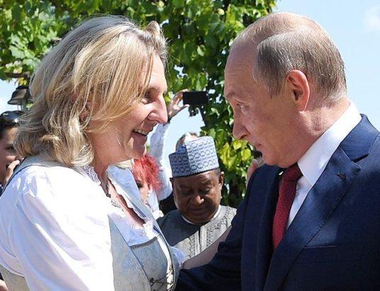 Российский шпион в Австрии | Дипломатический скандал