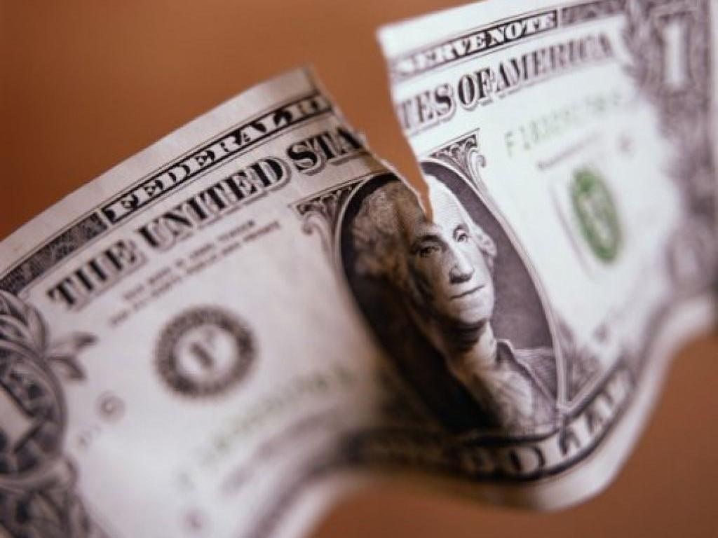 крах доллара, падение доллара, когда упадет доллар, соотношение евро к доллару, график доллара за 10 лет