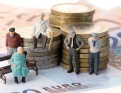 пенсионный возраст в Европе, увеличение пенсионного возраста в России, население Хорватии, пенсионеры в Европе