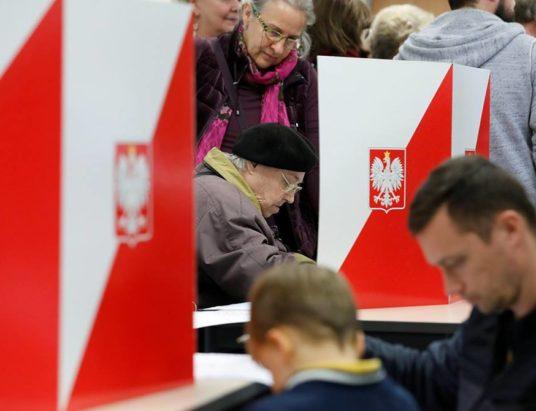 выборы в Польше, кто победил в выборах, партии оппозиции, Польша и Украина