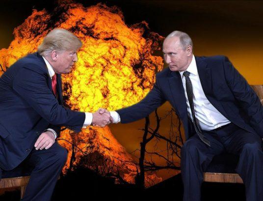 ядерное оружие США, Путин про ядерное оружие, что сказал Путин о ядерной войне, ядерное оружие России, США готовится к войне с Россией