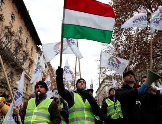 Протесты в Венгрии | Путь к свержению правительства Орбана