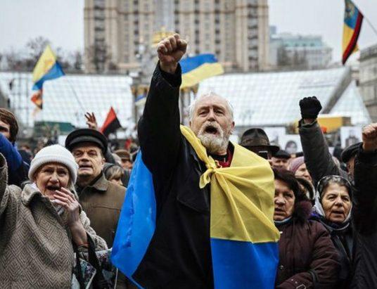 Евромайдан, переворот в Украине, государственный переворот, День достоинства и свободы