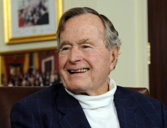 Джордж Буш | 41-й Президент Америки | Биография