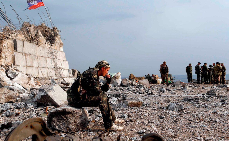 Последние новости ДНР   Масштабное наступление ВСУ на Донбасс