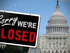 шатдаун в Америке, что такое шатдаун в США, стена Трампа, бюджет США на 2019, когда закончится Шатдаун