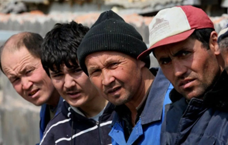 Migranty v Rossii