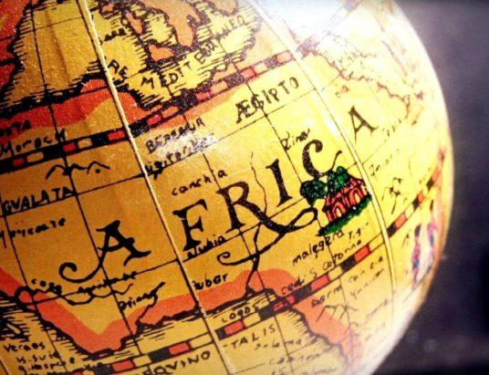 Africa_globus