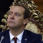 Медведев в кресле