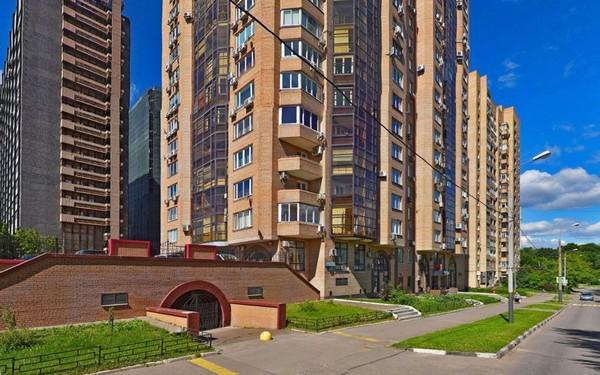 Квартира судьи В.Лебедева
