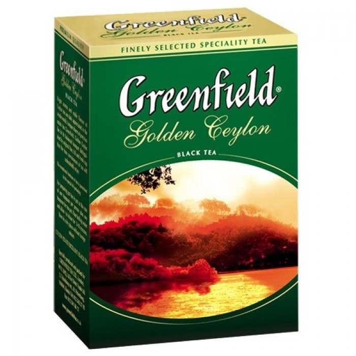 """Чай """"Гринфилд"""""""