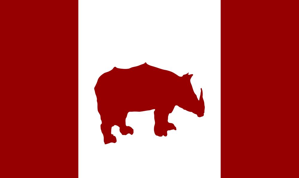 "логотип ""Партии Носорогов"""