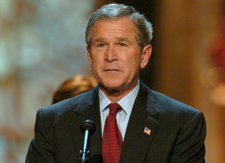 Буш-младший